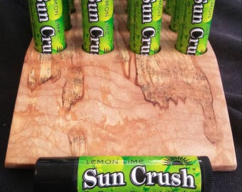 Sun Crush Organic Lemon Lime Calendula Lip Balm