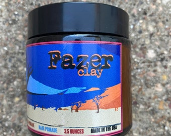Fazer clay pomade