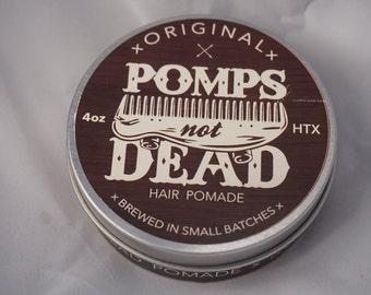 the original  pomps not dead pomade