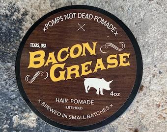 Bacon Grease pomade