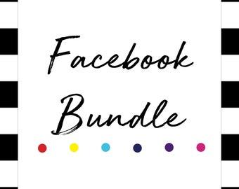 Facebook Digital Bundle | Cover Photo | Album Covers