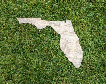 Map For Florida.Florida Map Etsy