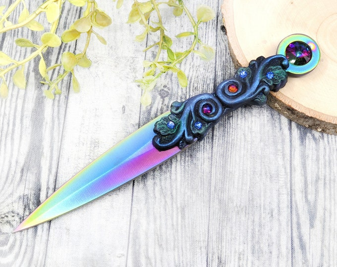 Wiccan Athame Blades