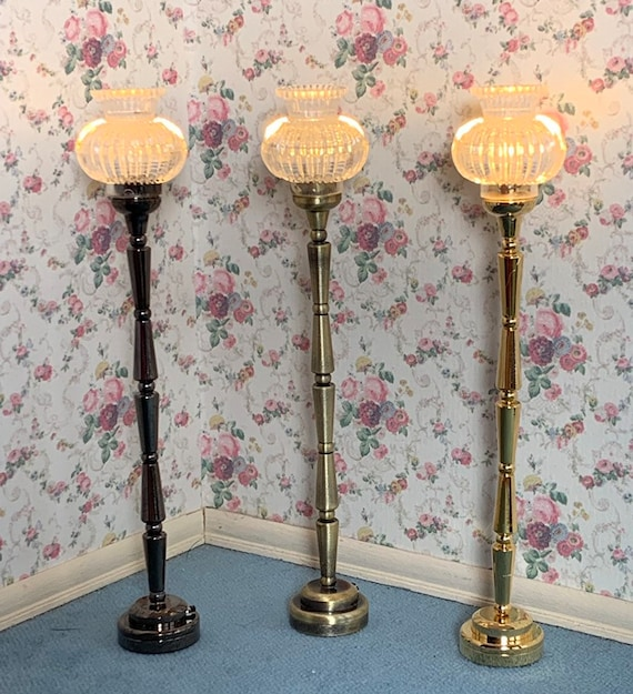 Battery Powered Floor Lamp In A Choice, Battery Powered Floor Lamps