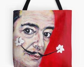 ae24b8083d6 Salvador Dali  Sweet Salvador  Arty Tote Bag