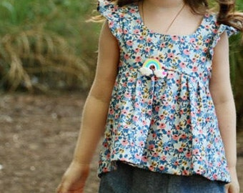 Rifle Paper Dress/ Baby Girl Clothes/ Toddler Girl Clothes/ Girl Baby/ Baby Outfits/ Princess Dress/ Girl Clothes/ Baby Girl