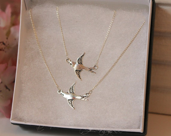Bird Jewellery Set