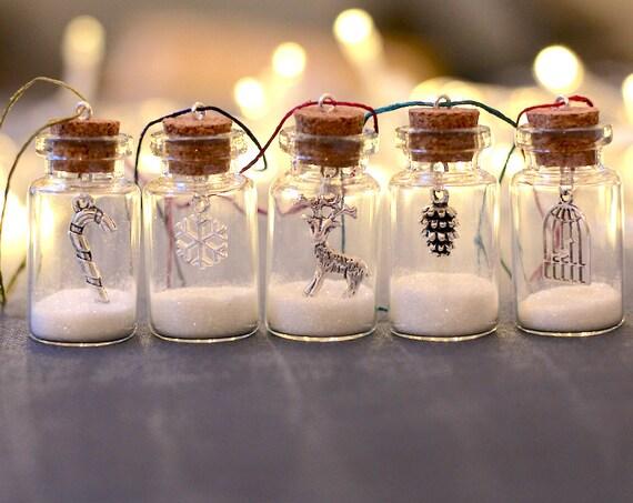 Christmas Tree Bottles