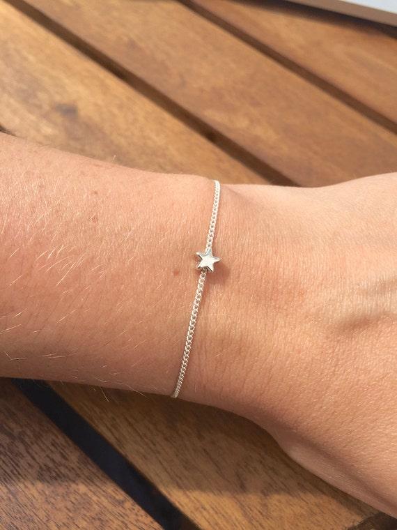 Tiny Star Bracelet