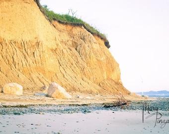 Fourth Cliff Military Retreat, Scituate, Massachusetts, Ocean Cliffs