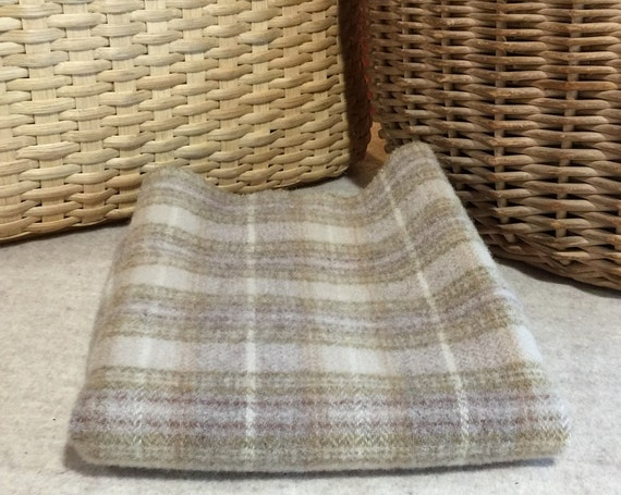 Khaki Back-Around,(The New Favorite Khaki Background ) Mill Dyed Wool Fabric for Rug Hooking, Applique, Penny Rugs, Fat Quarter Yard  W247