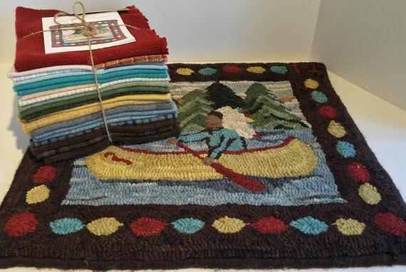 """Wool Pack  for """"Naniboujou""""  16"""" x 18"""" WP115"""