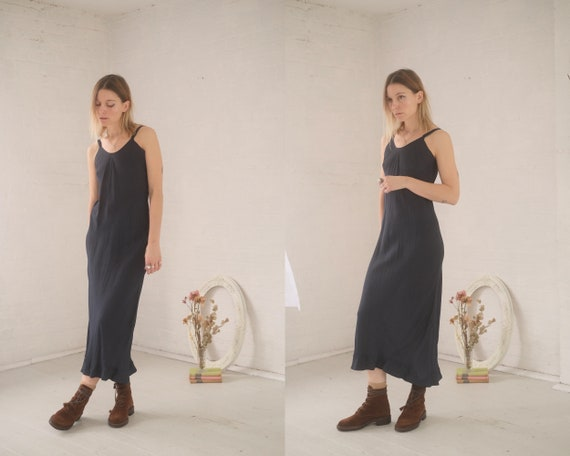 Mid-Century Slip Dress