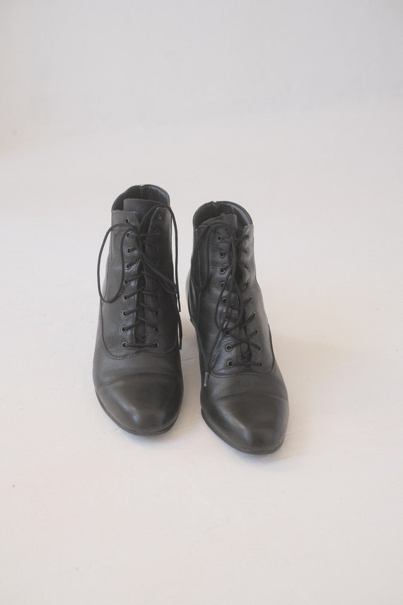 90s Ankle Boots Size 10