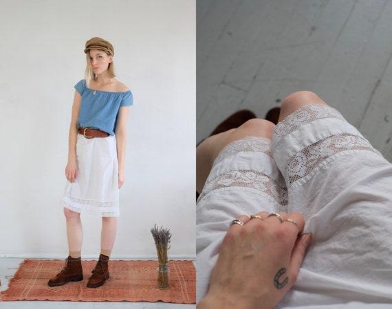 Edwardian Slip Skirt