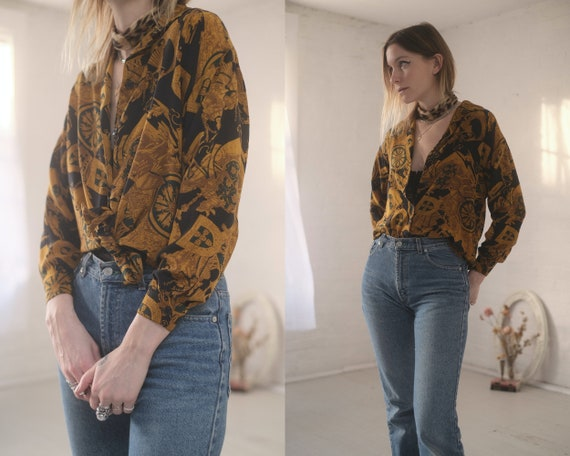Silk Luxe Blouse