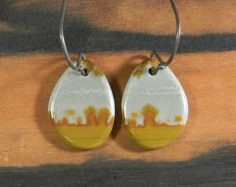 Oregon Jasper Earrings
