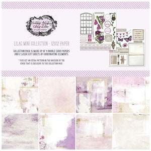 VAC32778 Springtime Harmony 49 And Market Clear Stamps 4X6