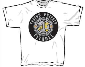 The Senior Private Shirt