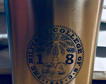 Class of 2018 Flask