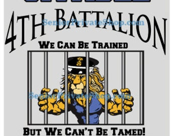 Citadel Zoo Shirt - We can be trained but we can't be tamed