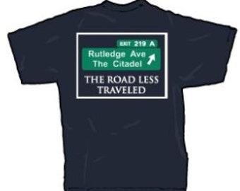 The Road Less Traveled shirt