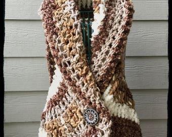 Crochet Sweater Vest