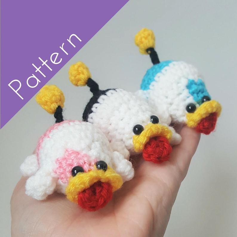 Poochy Pups Amigurumi Crochet Pattern Yoshis Woolly Etsy