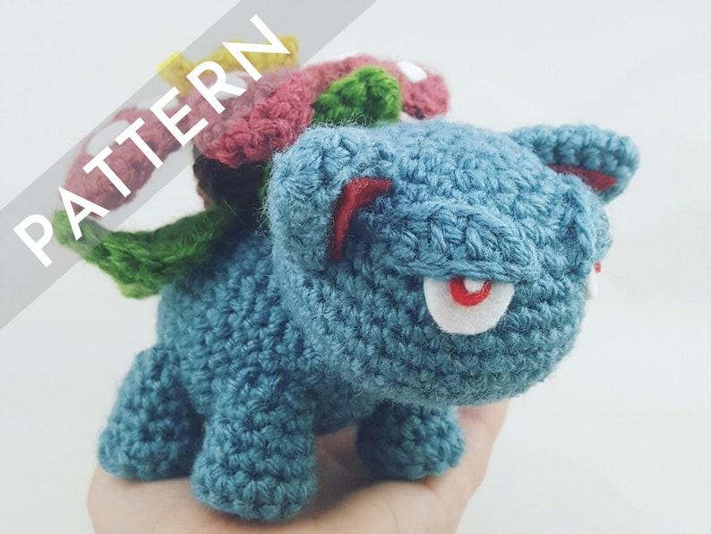11 x Crochet Pattern Pokemon GO [Free | Virka pokemon, Pokemon ... | 596x794