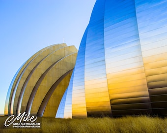 Kauffman Center #3 - Photograph