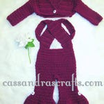 Crochet Selena Outfit Inspired Costume Cos Play Selena Quintanilla Inspired Completely Handmade