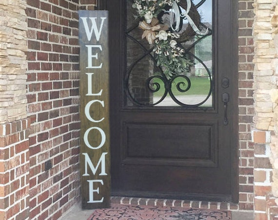 5' Welcome Signs