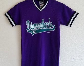 c853c90a0 Diamondbacks Deadstock MLB Baseball Bike Jersey Size Medium