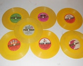 7x 6 quot Golden Records Children 39 s Vinyl Lot Circa 1950s