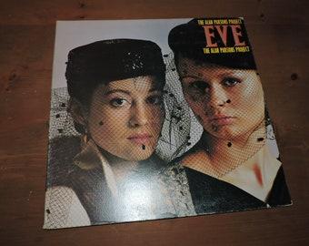 "The Alan Parsons Project - Eve Prog Rock Music Vintage 12"" Vinyl Record"