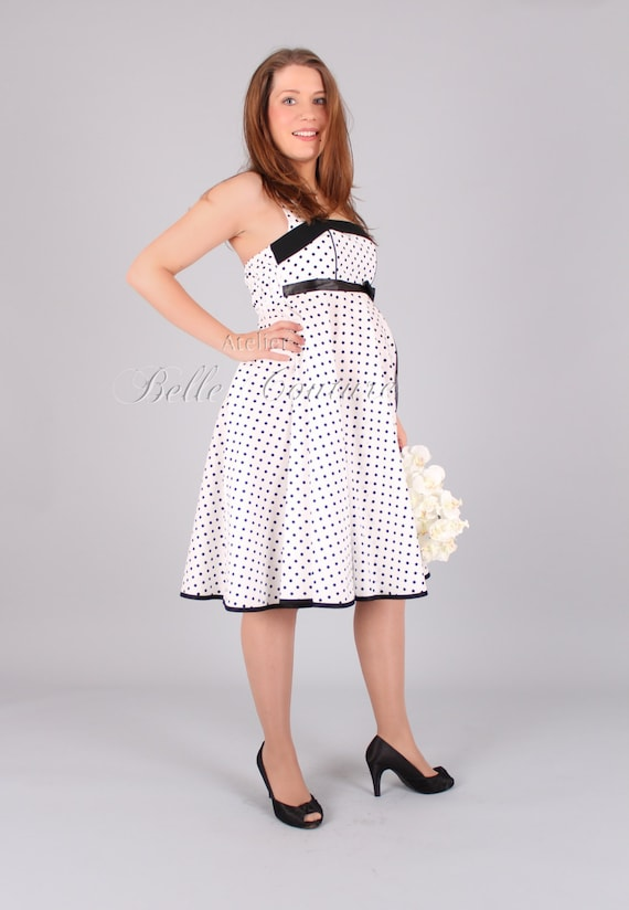 Maternity Dress wedding dress for pregnant women item: 1804