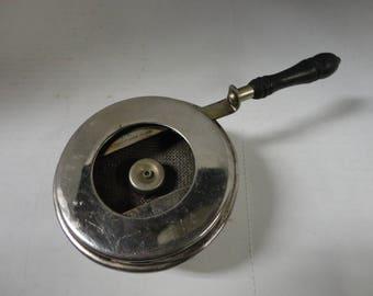 PERFECTION CAMP STOVE - Food Warmer - Pat 1890 - Alcohol Burner Warmer