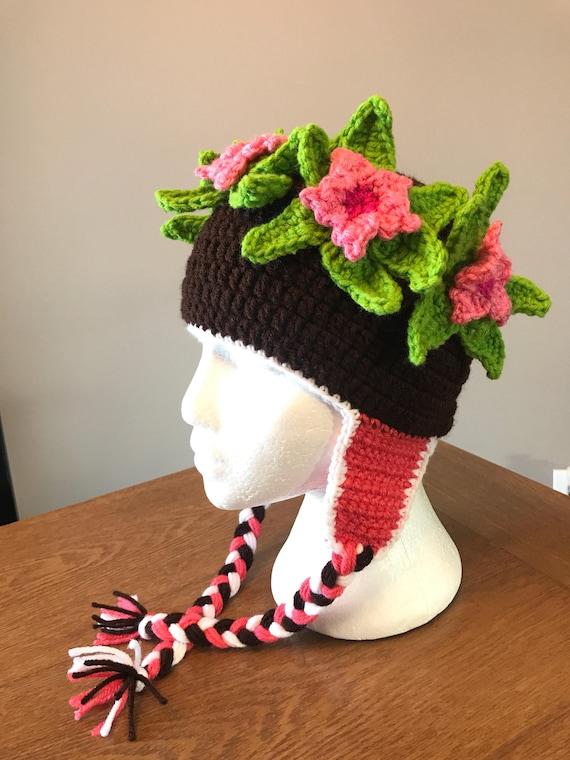 Moana Crochet Hat  28dc817cabd