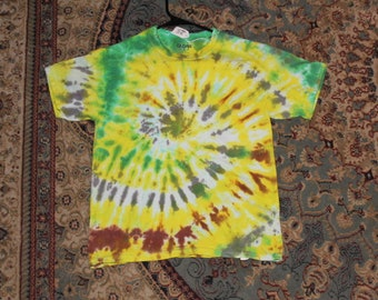 e0b489c53a Brain Washed 70 s tie dye tank top adult 18 20