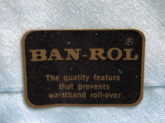 Vintage Mr. Scott knit flare men's trousers, new … - image 5