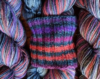 Ready to Ship - Self Striping Sock Yarn Jams and Jellies
