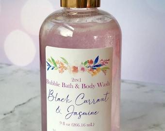 Bubble Bath + Body Wash 9 oz