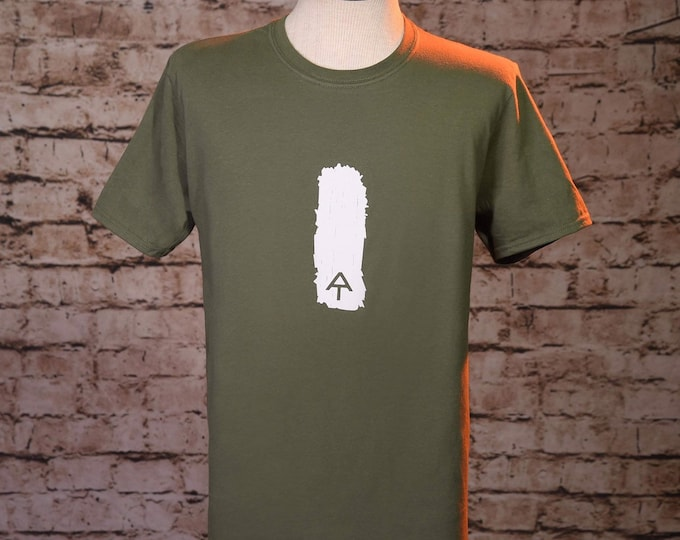 Appalachian Trail blaze marker t-shirt, Appalachian Trail shirt, blaze marker t-shirt, Appalachian Trail hiker shirt, Hiker clothing, Hiker