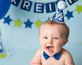 3391f7318046 Boy half birthday