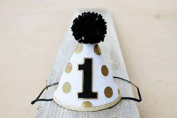 Mr Onederful First Birthday Party Hat