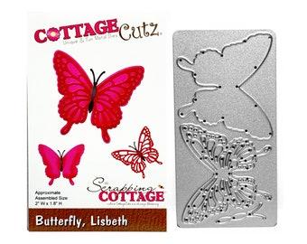 Nesting Butterfly Infinity Die Cut Set