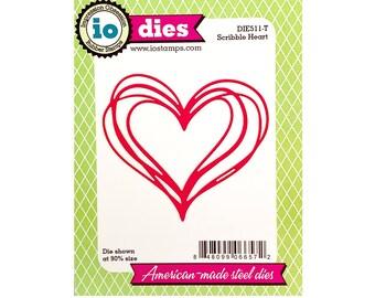Heart Wind Metal Cutting DieSizzixCuttlebugMetal DieWedding Invitation Card Paper Cutting DieScrapbookingDie Cutcraft supplies