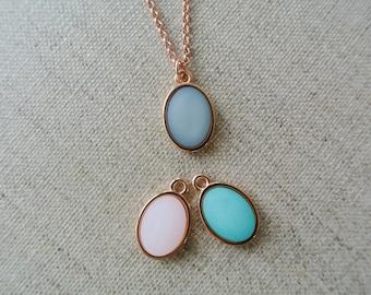 Necklace Spring Pastel
