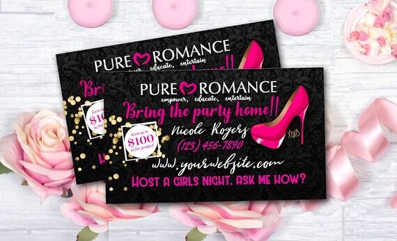 Pure Romantik Visitenkarten Design Romantik Pur Direktvertrieb Visitenkarte Direkten Vertrieb Home Party Druckbare Visitenkarten 002