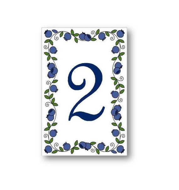 Hand Cut Choose From 5 Colors /& 2 Sizes Acrylic House Numbers